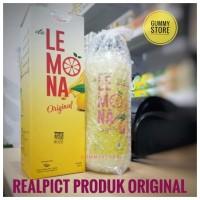 De Lemona Jus Sari Lemon Asli