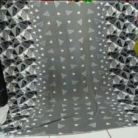 Kain Jersey motif grup D eceran/meter bagus murah lebar 1.7 m