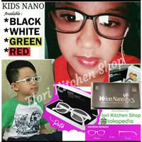 K-ION NANO Kids Kacamata Terapi Anak-anak only Black