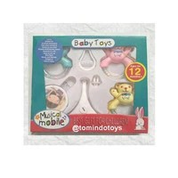 Tomindo Baby Toys Musical Playgym Mobile Mainan Gantung Playgym