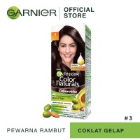 Garnier Color Natural Hair Color Darkest Brown