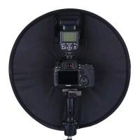 Ring Softbox Flash Diffuser for Camera DSLR