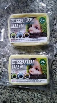 Dijual Keju Mozzarella Balita 100Gr Tbk