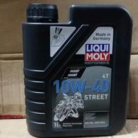 OLI MOTOR LIQUI MOLY STREET 4T 10W-40 1L