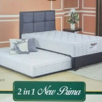 SpringBed 2in1 / Kasur / Tempat Tidur / Ranjang / Bed Set Anak 100