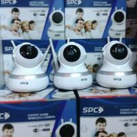 SPC Camera CCTV Expert 720P Home Wireless KST2 1.0 MP