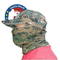 HG-satu set topi army bulf army marapat