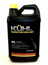 HG-KUHL Radiator Coolant Air Radiator