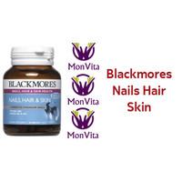 Blackmores Nails, Hair & Skin (Biotin) - 60 tablets