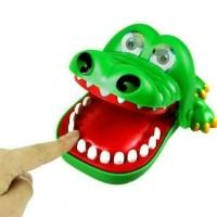 Mainan Anak Gigi Buaya ( Crocodile Dentist Game ) Edukasi Anak - Murah