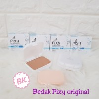 PIXY Fit Two Way Cake Refill / bedak Pixy /Pixy bedak refill