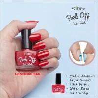 Kutek MusLimah Skine87, Charming Red