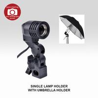 SINGLE LAMP HOLDER (E27)