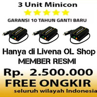 Minicon Paket 3 Unit