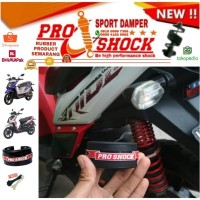 Pro shock damper motor yamaha metic x-ride