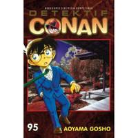 Buku Detektif Conan 95 Oleh Aoyama Gosho