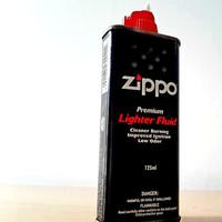 "Original Refill Minyak Zippo-Isi Zippo Sumbu 125ml ""Self Defense Shop"""