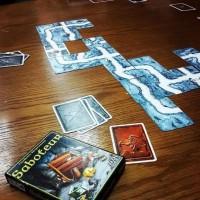 BARANG TOP SABOTEUR BOARD GAME ( ORIGINAL ) / BOARDGAME / GAMES MARI