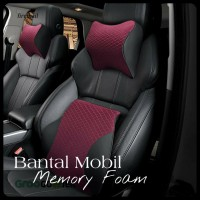 Memory Foam Bantal Leher Mobil - Best Quality