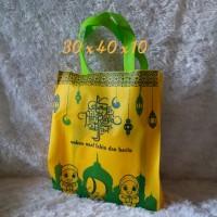 Tas parcel murah/ tas lebaran / tas spunbond