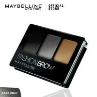 Maybelline Fashion Brow Pallette Make Up - Dark Gray
