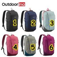 Tas Ransel Hiking Harian Sekolah Backpack Quechua Arpenaz 10 Liter L