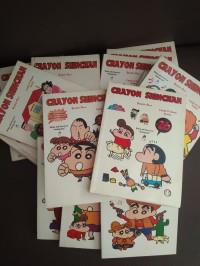 Kualitas Premium Crayon Shinchan (Cabutan) - Yoshito Usui