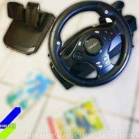 HOT SALE Steering Wheel PS3 PS4 XBOX 360 One PC Android Nintendo