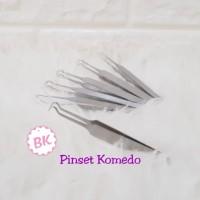 [ 9 CM ] PINSET KOMEDO BLACKHEAD TWEEZER
