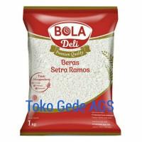 Beras Setra Ramos Premium Bola Deli 1kg