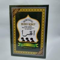 Buku IQRO Bendel Besar HVS Hard Cover