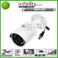 KAMERA CCTV OUTDOOR INFINITY BMS-235 2Mp Black Series