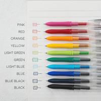 Zebra Kokoro Gel Ink Pen / Pulpen Gel / Pulpen Unik / Pulpen