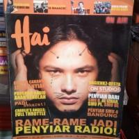 BUKU ORIGINAL - MAJALAH HAI NO.25,23-29 JUNI 2003