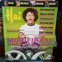 BUKU ORIGINAL - MAJALAH HAI NO.16,21-27 APRIL 2003
