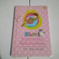 Buku Virus Dreamunus Nekatisimus( Kisah Sukses)