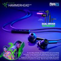 Razer Hammerhead Duo In Ear IEM Gaming Earphone