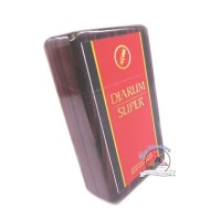 "HOT SALE Kotak Rokok ""Djarum Super"" Kayu / Cigaret Storage / Organizer"