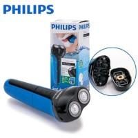 Philips aquatouch wet&dry electric shaver at600 pencukur jenggot asli