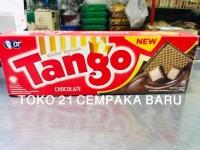 Tango Wafer Rasa Cokelat 176g   Wafers Chocolate Coklat Tango 176 gr