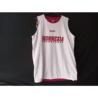 Jersey Atasan Indonesia Putih Merah Muda