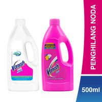 Vanish Penghilang Noda White & Pink 500ml Value Pack
