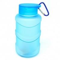 Botol Minum Mini Galon 450ml - Blue