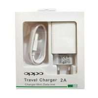 Charger Oppo 2a Original Micro Usb / Oppo F1s A37 A57 A39 F5 F3