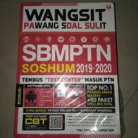 BUKU WANGSIT SBMPTN SOSHUM 2019-2020