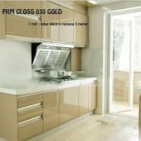 WALLPAPER GLOSSY GOLD PRM VIN-030