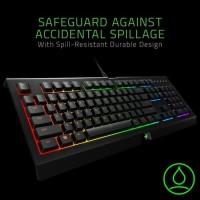 Razer Cynoza Chroma keyboard Gaming Original garansi 1 tahun