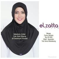 Bergo/ Hijab Instan Zaria Sahara ELZATTA Original