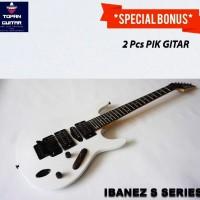 Gitar Listrik / Elektrik Ibanez S Series Up Down