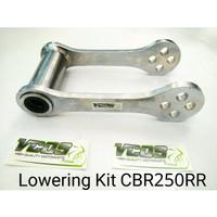 Lowering kit Cbr 250Rr VCOS penurun shock cbr250rr dropkit sokbreaker